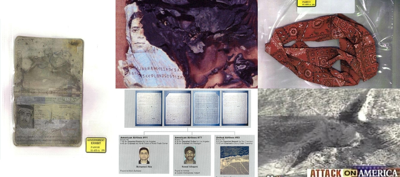 Flight 93 Crash Bodies Flight 93 Crash Items